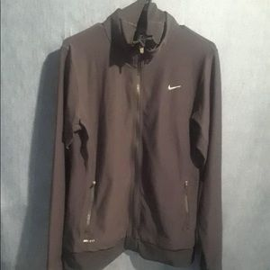 Nike Drifit Zipup Sweat Jacket